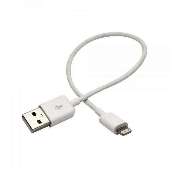 Lightning USB接続ケーブル 20cm 2