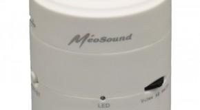 5,000円以下で重低音を体感できる「TAXAN MeoSound Bluetooth ポータブル 振動スピーカー MEO-SUND-001」