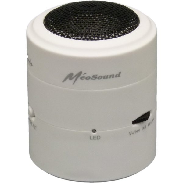 TAXAN MeoSound Bluetooth ポータブル 振動スピーカー MEO-SUND-001_1