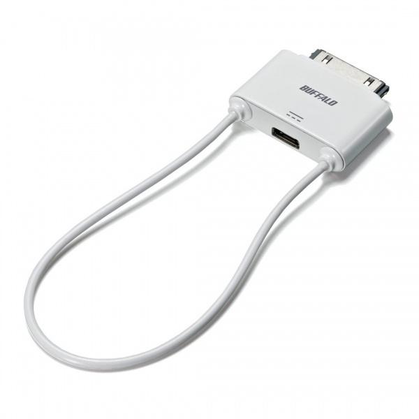 BUFFALO iPhone用コンパクトワンセグチューナー 1
