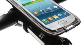 自転車での通勤通学をより快適に!「BIKEMATE SKIN M 自転車用 スマートフォン ホルダー」