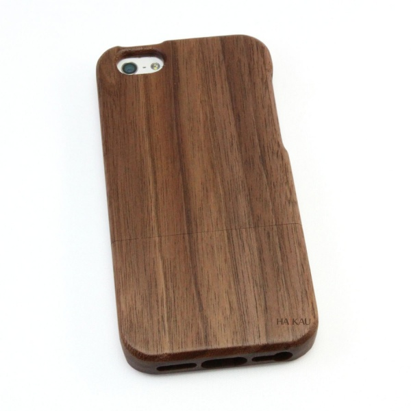 HAIKAU Wood Case for iPhone5 1