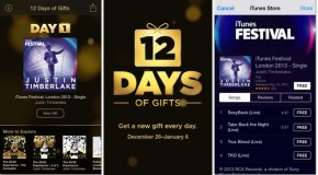 Appleの「12Days of Gifts」始まる