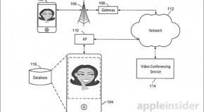 AppleがFaceTimeの通話品質を上げるための特許を出願