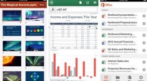 iPad版MicrosoftOfficeが3月27日に登場