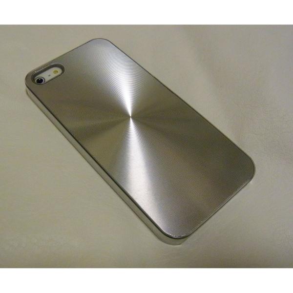 お勧めの使用用途はデコレーション基盤!?「iPhone5専用 アルミハードケース」