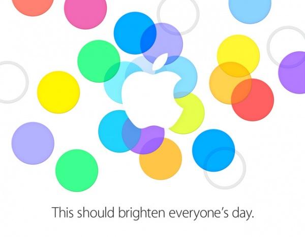 アップルイベント9月10日