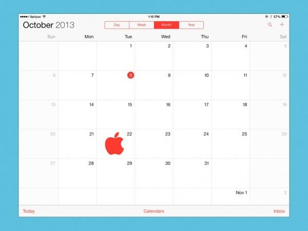 iPad イベント