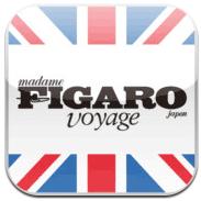 フィガロ ヴォヤージュ ロンドン全マップ