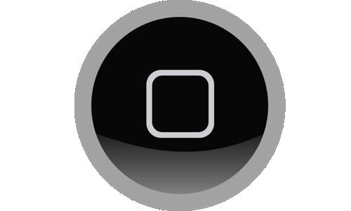 iPhone5S ホームボタン