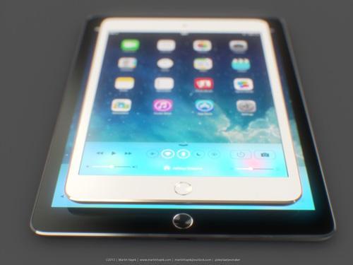 iPad 5とiPad mini 2