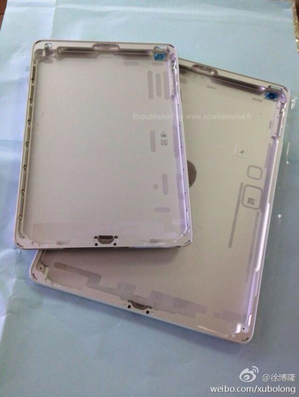 iPad 5とRetina iPad Mini