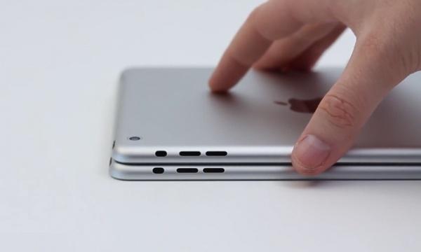 iPad5とiPad mini 2