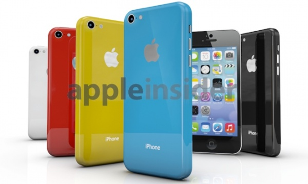 iPhone5Cイメージ