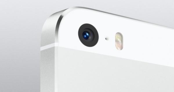 iPhone5S カメラ