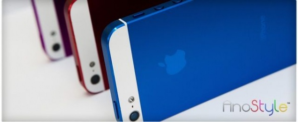 iPhone5S color