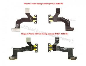 iPhone5s カメラ パーツ3