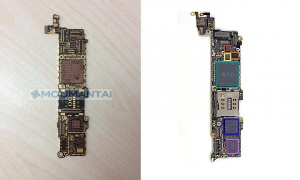 iPhone5s 基板