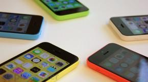 iPhone5s & iPhone5c の第一印象