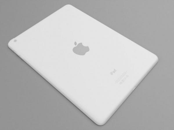 ipad5 ホワイト イメージ