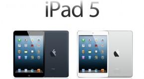 iPad5にはiPad miniと同様のGF2タッチスクリーン技術を採用か