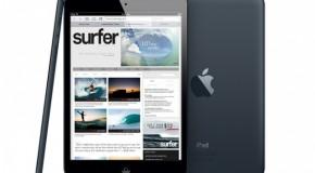 Retina版iPad miniの発売は来年3~4月か