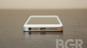 iPhone5S 新色「シャンパンカラー」追加で来月発表か