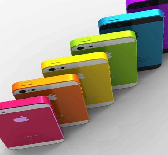 iphone5sカラー