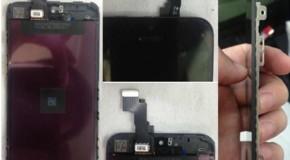 今度はiPhone5Sのディスプレイパーツが流出か