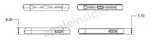 iphone5s寸法図3