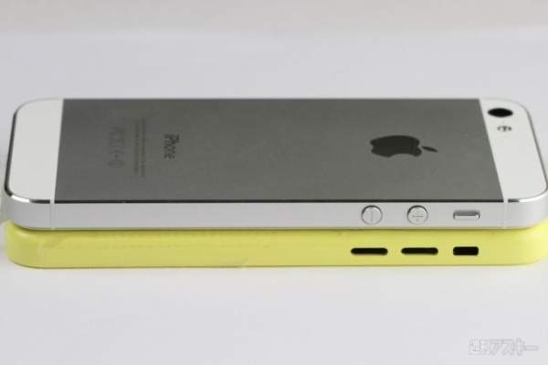 iPhone5とiPhone Lite 3