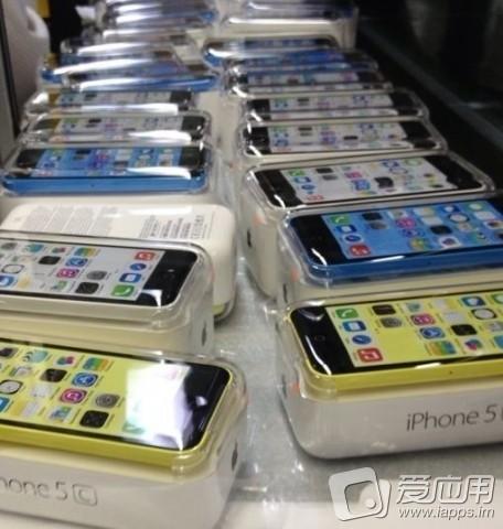 iphone5c パッケージ