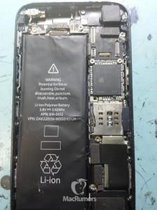 iphone5s 内部