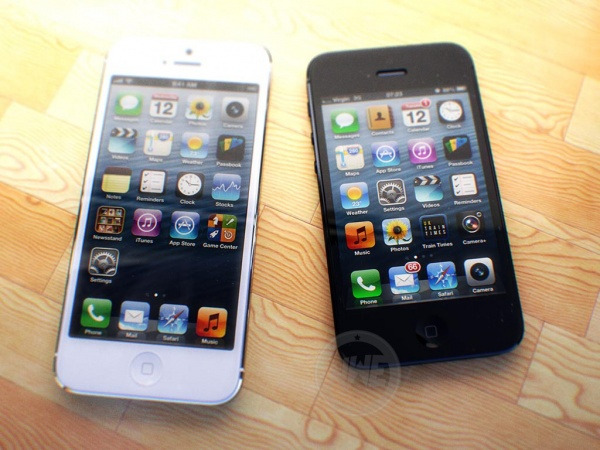 iPhone5S、iPhone mini