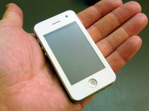 iphoneミニ
