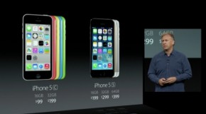 iPhone5sとiPhone5c どちらを購入すべきか