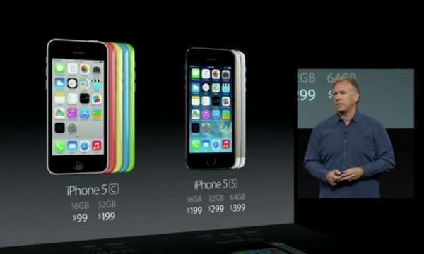 iPhone5s or iPhone5c