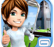 """【レッツ!ゴルフ 3】美しいグラフィックと屈指の爽快感を""""無料""""体感できる、iPhoneゴルフゲームの金字塔"""