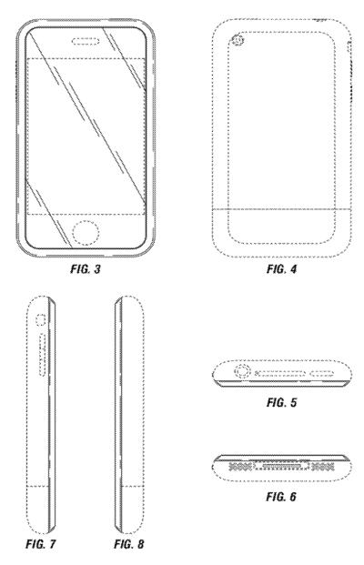 初代iphoneパテント