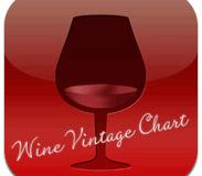 【Wine Vintage Chart】レストランや酒屋で、ワインの格付けをさくっと確認♪